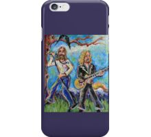 My Morning Song (The Black Crowes) iPhone Case/Skin