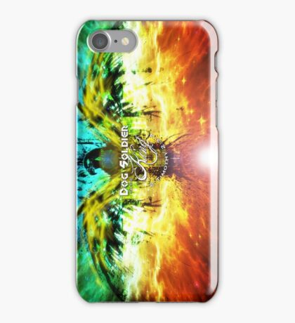 iDog Soldier to the King iPhone Case/Skin