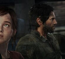 The Last Of Us by DE4DLIN3