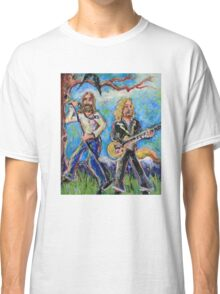 My Morning Song (The Black Crowes) Classic T-Shirt