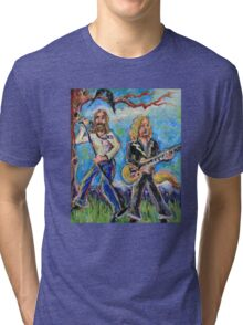 My Morning Song (The Black Crowes) Tri-blend T-Shirt