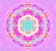 Mandala - Love, High energy by GeorgiKaram