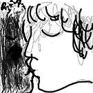 The Kiss -(220214)- Digital artwork/MS Paint by paulramnora