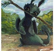 Painty Toothless by KeppitPhish