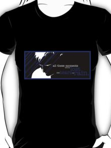 Catharsis One: All These Things... T-Shirt