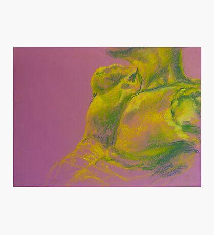 Torso - Male: Figure Study Photographic Print