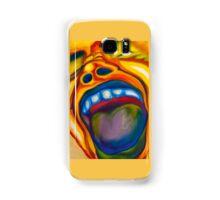 Screaming Man Samsung Galaxy Case/Skin