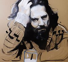 The Dude - The Big Lebowski by Matt Burke