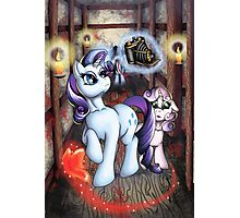 Fatal Frame Ponyville  Photographic Print