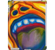 Screaming Man iPad Case/Skin