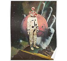 Astronautic Poster