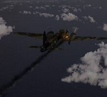Above and beyond: Jimmy Ward VC by Gary Eason + Flight Artworks