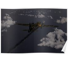 Above and beyond: Jimmy Ward VC Poster
