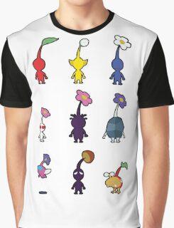 Pikmin: Fauna Graphic T-Shirt