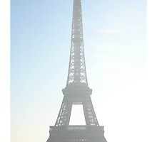Eiffel Tower by ilikefood
