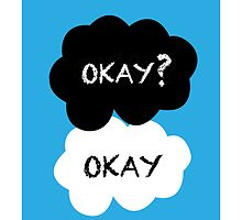 Fault in Our Stars - Okay? by ilikefood
