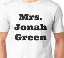 Mrs. Jonah Green Unisex T-Shirt