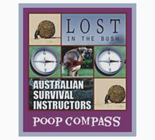 poop compass by DMEIERS