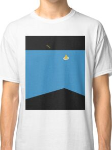 Sci-fi Xmas Shirt (Blue) Classic T-Shirt