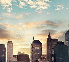 New York City by ilikefood