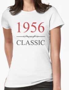 1956 Classic Womens Fitted T-Shirt