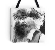 The man with a beard Tote Bag
