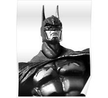 World's Greatest Detective 02 - Black & White Poster
