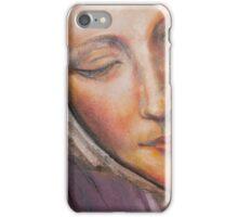 Pieta Mother Detail iPhone Case/Skin