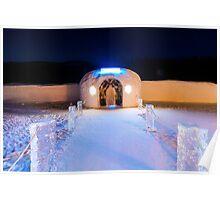 Sorrisniva Ice Hotel, Norway Poster