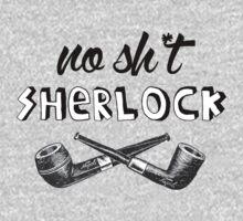 #no sh*t sherlock by brendonbusuttil