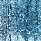 Snow Falling II by Mary Ann Reilly