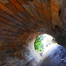 Light at the end of the tunnel. by Rob-Yates