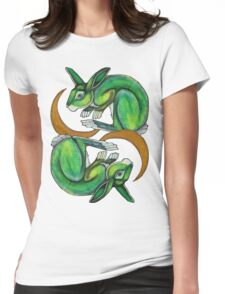 Rabbittee Womens Fitted T-Shirt