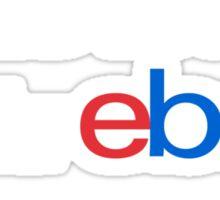 Save your Feedback for Ebay (Black) Sticker