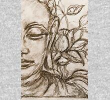 Lotus Sutra Sketch Detail Tank Top