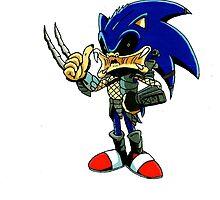 Sonic the Predator by LittleRedHeidi