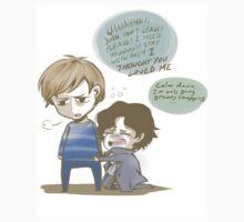 Sherlock is a Drama Queen by ScissorCrazy