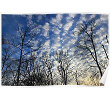 Evening Sky 0094 Poster