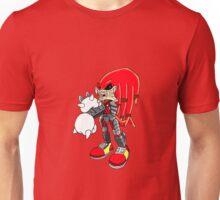 Knuckles the Predator Unisex T-Shirt
