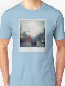 Rain Polaroïd Unisex T-Shirt