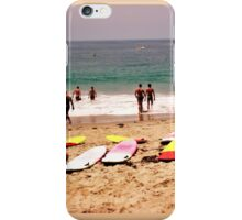 Surfers iPhone Case/Skin