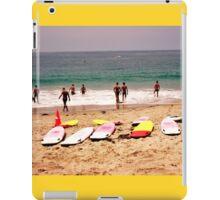Surfers iPad Case/Skin