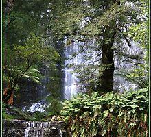 Waterfall by naturek