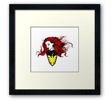 Phoenix Reverie Framed Print
