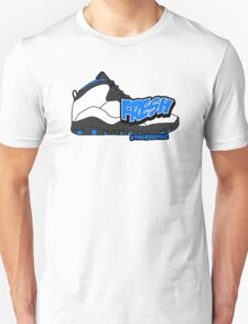 Powder Blue Fresh 10 Unisex T-Shirt