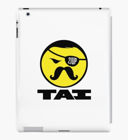 Ipod case TAI logo iPad Case/Skin
