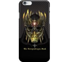 Veerapendragon Mask iPhone Case/Skin