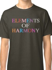 Elements Of Harmony Classic T-Shirt