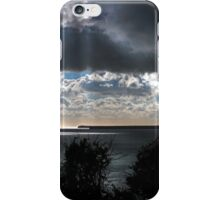 Manorbier - Light Rays iPhone Case/Skin
