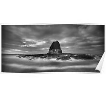 Dawn at Pulpit Rock Poster